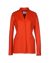 Vionnet Suits And Jackets Blazers Women Red
