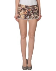 Barbara Bui Denim Shorts Salmon Pink