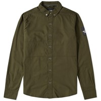 The North Face Denali Shirt Green