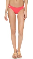 L Space Two Timer Oasis Bikini Bottoms Geranium