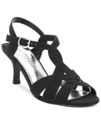 Easy Street Shoes Easy Street Glamorous Evening Sandals Women's Shoes