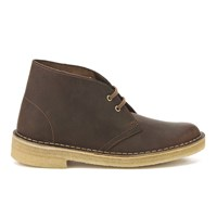 Clarks Originals Women's Desert Boots Beeswax Leather