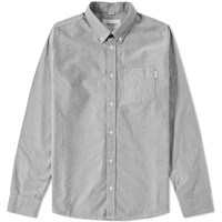 Carhartt Button Down Pocket Shirt Black