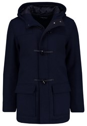 Your Turn Classic Coat Dark Blue