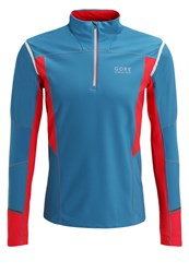 Gore Running Wear Mythos 2.0 Fleece Jumper Ink Blue Black