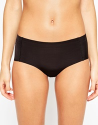 Weekday Franka Seamless Hipster Brief Black