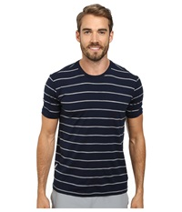 Icebreaker Tech T Lite S S Admiral Men's Short Sleeve Pullover Navy