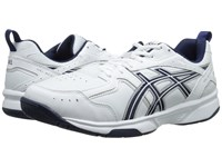 Asics Gel Acclaim White Navy Silver Men's Cross Training Shoes