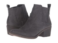 Volatile Hattie Charcoal Women's Pull On Boots Gray