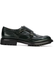 Church's 'Lily' Monk Shoes Green
