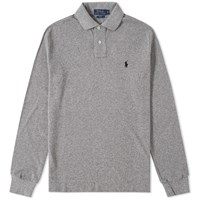Polo Ralph Lauren Long Sleeve Slim Fit Grey