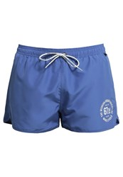 Marc O'polo Solids Swimming Shorts Light Blue