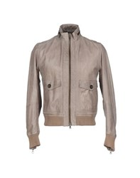 Messagerie Coats And Jackets Jackets Men Grey