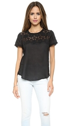 Ella Moss Joy Tee Black
