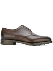 Edward Green 'Dover' Derby Shoes Brown