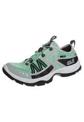 Jack Wolfskin Riverside Hiking Shoes Spearmint Turquoise