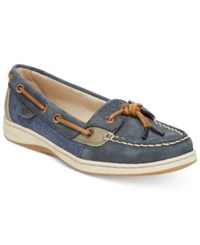 Sperry Dunefish Boat Shoes Women's Shoes Navy