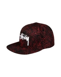 Stussy Hats Red