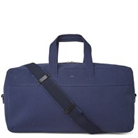 A.P.C. Xavier Canvas Bag Blue