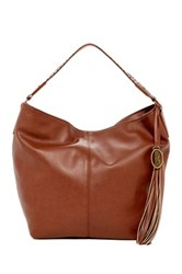 Carlos By Carlos Santana Katelyn Bucket Shoulder Bag Brown