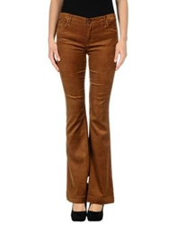 Gold Sign Goldsign Casual Pants Brown