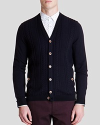 Ted Baker Exford Cable Knit Cardigan