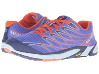 Merrell Bare Access Arc 4 Violet Storm Women's Shoes Blue