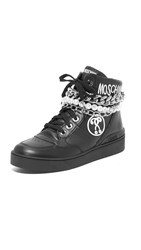 Moschino Sneakers Black