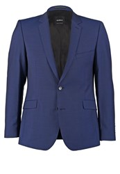 Strellson Premium Lallen Suit Jacket Royal Blue