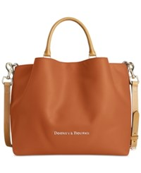 Dooney And Bourke Large Barlow Tote Natural