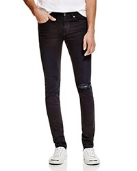 Blk Dnm Super Slim Fit Jeans In Underhill Blue