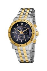 Invicta Men's Pro Diver Chronograph Watch Metallic