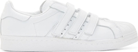 White Leather Adidas Originals By Juun.J Sneakers