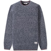 Penfield Gering Crew Knit Blue