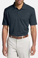 Men's Cutter And Buck 'Genre' Drytec Moisture Wicking Polo Onyx Grey