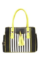 Melie Bianco Heather Tote Yellow