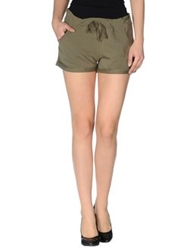 Alternative Apparel Sweat Shorts Military Green