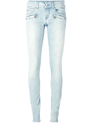 Barbara Bui Washed Skinny Jeans