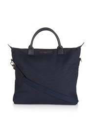 Want Les Essentiels O'hare Canvas And Leather Tote