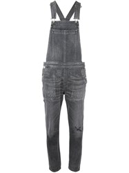 Citizens Of Humanity 'Audrey' Dungarees Grey