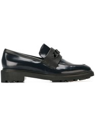 Robert Clergerie 'Jate' Loafers Blue