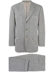Moschino Vintage Two Piece Suit Grey