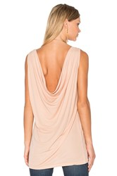 Hoss Intropia Draped Back Tank