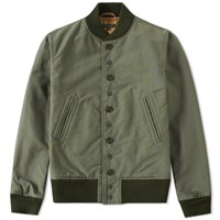 Engineered Garments Tf Jacket Green