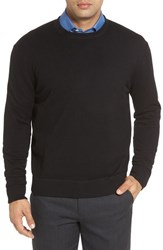 Robert Talbott Men's 'Jersey Sport' Cotton Blend Crewneck Sweater
