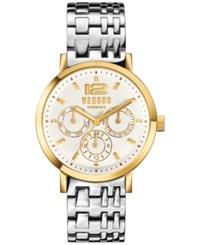 Versus By Versace Women's Manhasset Stainless Steel Bracelet Watch 37Mm Sor080015 No Color
