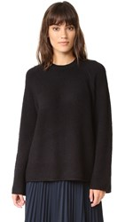 Vince Raglan Sweater Black