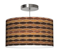 Jefdesigns Weave 4 Pendant Light