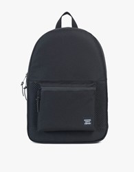 Herschel Settlement Perforated Black