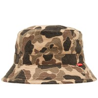 Wtaps Bucket Hat Brown
